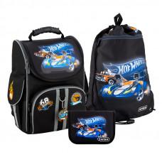 Набор рюкзак + пенал = сумка для обуви в ПОДАРОК Kite 501 HW-1