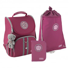 Набор рюкзак + пенал = сумка для обуви в ПОДАРОК Kite 501 College p