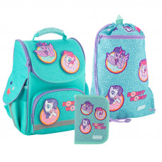 Набор рюкзак + пенал = сумка для обуви в ПОДАРОК Kite 501 LP