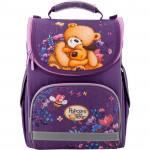Рюкзак школьный каркасный Kite Education Popcorn the Bear PO19-501S